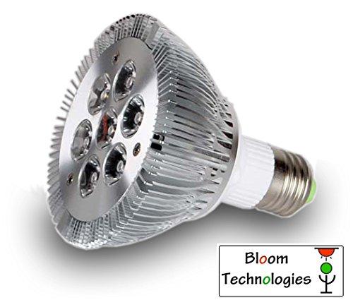 Bombilla LED para la horticultura cultivo interior para hidroponía Epistar crecimiento 21W: Amazon.es: Iluminación