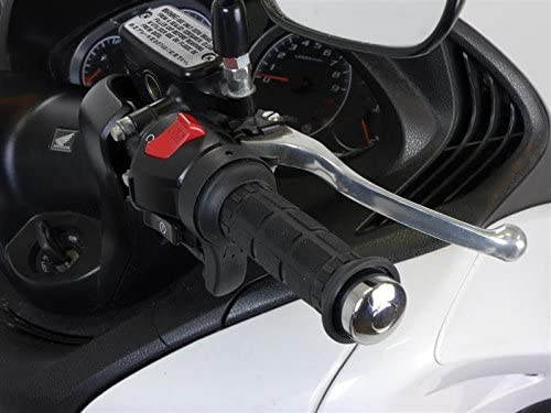 Heizgriffe passend f/ür Suzuki GSF 1250 Bandit WVCH//K7 2007-2009