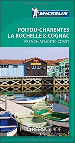 Poitou Charentes Green Guide (Michelin Green Guides) by Michelin (2014-02-14)