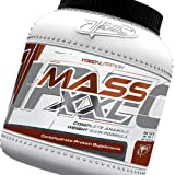 Mass Builder - Mass XXL 2kg (chocolate) - Complete Anabolic Weight Gain Formula by Trec Nutrition