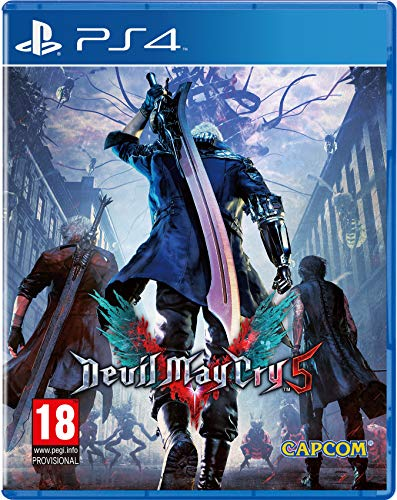 : Devil May Cry 5 (PS4)
