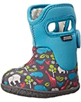 Bogs Toddler Classic Animals Winter Snow Boot