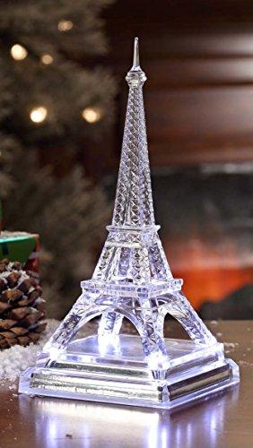 Silver Base Eiffel Tower
