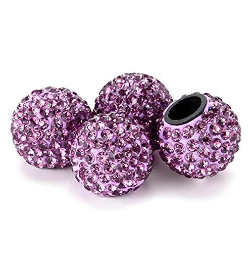 purple valve stem caps - 7