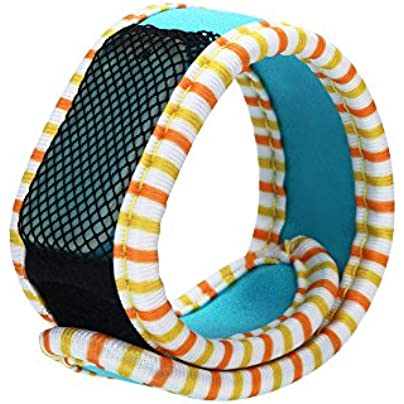 HINK Anti Mosquito Bug Insect Repellent Bracelet Wrist Band Repellent Estimated Price £1.59 -
