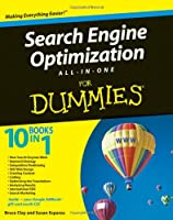 Search Engine Optimization All-in-One For Dummies Front Cover