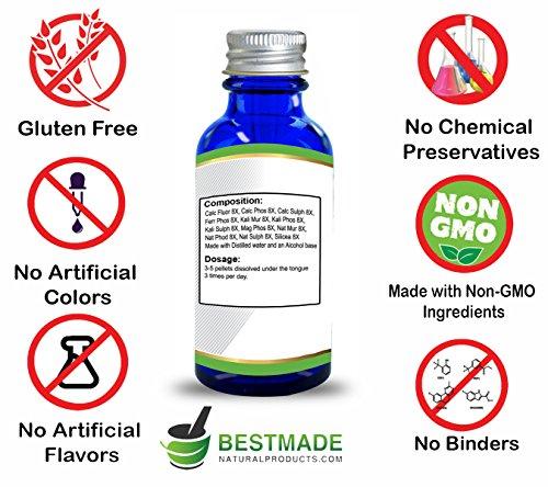 Lactose Free Bio28 Mineral Supplement Cell Salts (Compare to BioPlasma) - Sugar Base Photo #6
