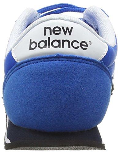 de Adultos Clásico New Zapatillas Balance Azul U396 para White Blue Unisex Deporte E844Xqxw