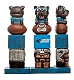 Evergreen Tiki Totem Statue NFL Carolina Panthers Football Team