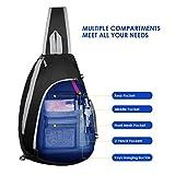 WATERFLY Chest Sling Shoulder Backpacks Bags