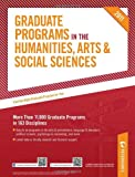 Graduate Programs in the Humanities, Arts and Social Sciences, Peterson's, 0768928532