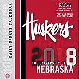 Nebraska Cornhuskers 2018 Calendar