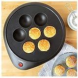 Ebelskiver Maker - Electric Non-stick Baker for