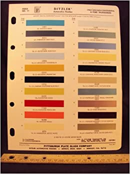 1964 lincoln continental ford thunderbird paint colors. Black Bedroom Furniture Sets. Home Design Ideas