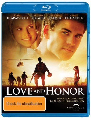 Love and Honor (2013) ( AWOL (Love & Honor) ) [ NON-USA FORMAT, Blu-Ray, Reg.B Import - Australia ]