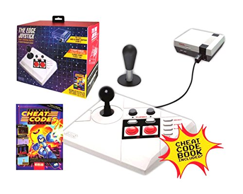 Classic Edge Joystick Gaming Pad for Classic NES and Wii U Consoles ()
