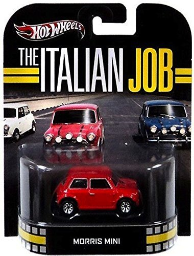 Best hot wheels italian job list