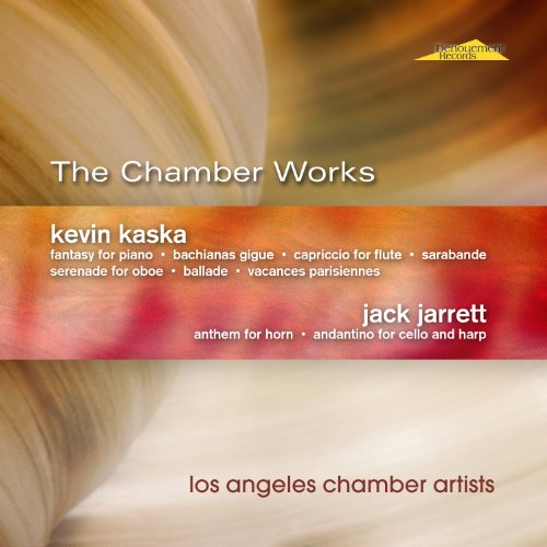 The Chamber Works (Oboe Harp)