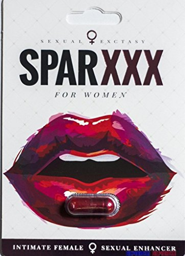 2 Plack SparXXX 2000 Intimate Female Sexual Exctasy Enhancer Pill by Spar XXX (Image #1)