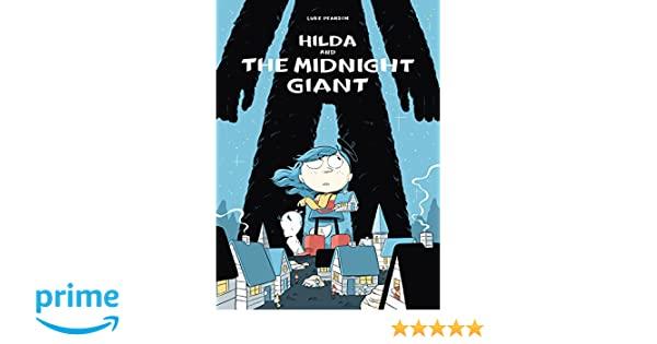 Hilda and the Midnight Giant (Hildafolk 2): Amazon.es: Pearson ...