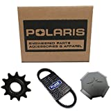 Polaris 5412048 SEAL-FLANGED,24X44X10 W/HELIX QTY 1