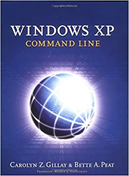Windows XP: Command Line Book Pdf