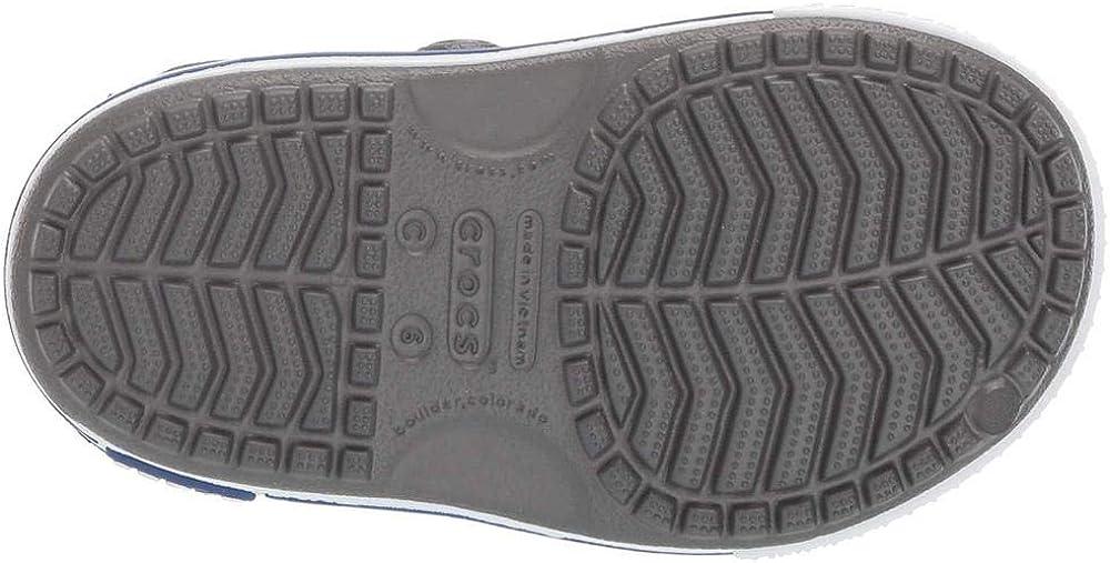 crocs Unisex-Kinder Crocband Ii Ps K Peeptoe Sandalen