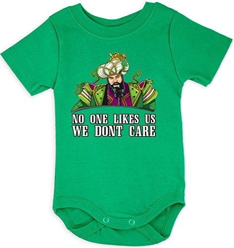 JM Shirts Green Kelce Philadelphia No One Likes Us Baby One - Baby Like Onesie