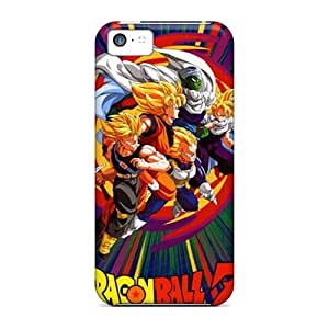 High Quality Hard Cell-phone Cases For Iphone 5c (IQG9412WkhV) Custom High-definition Dragon Ball Z Pictures