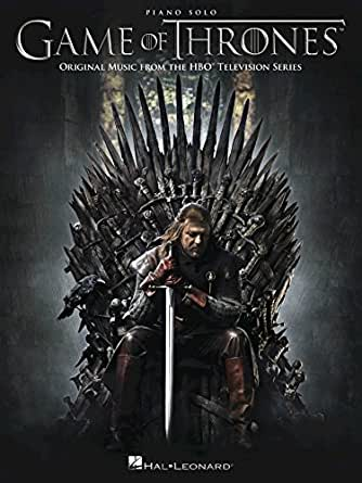 Game of Thrones Songbook: Original Music from the HBO Television ...