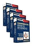 Campbell's Operative Orthopaedics, 4-Volume Set, 13e by Frederick M Azar MD (2016-12-05)