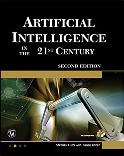 Amazon artificial intelligence in the 21st century second amazon artificial intelligence in the 21st century second edition ebook stephen lucci danny kopec kindle store fandeluxe Images