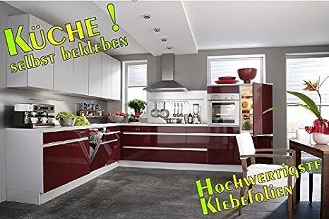 Pellicola adesiva per mobili della cucina, ad alte prestazioni ...
