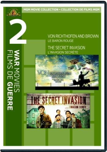Von Richthofen and Brown + the Secret Invasion