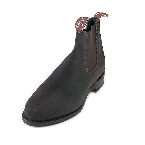 R.M. Williams - Botines Chelsea Hombre: Amazon.es: Zapatos y complementos