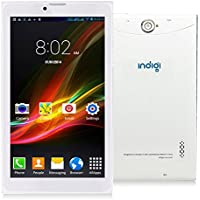 Indigi Phablet 7 Android 4.4 WiFi+3G Tablet Phone - GSM Unlocked - AT&T / T-Mobile -