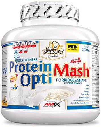 Amix Optimash Protein 2 Kg Doble-Chocolate 2 2000 g: Amazon ...