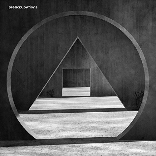 Cassette : Preoccupations - New Material (Cassette)