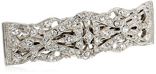 1928 Bridal Crystal Hair