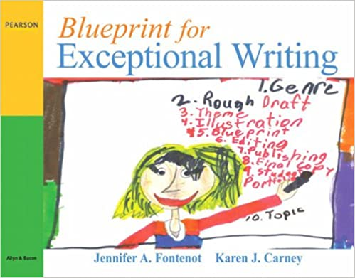 Amazon blueprint for exceptional writing 9780205571741 blueprint for exceptional writing 1st edition malvernweather Gallery