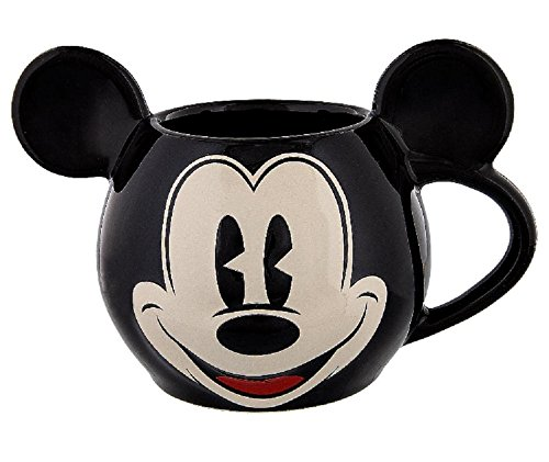 (Disney Parks Mickey Mouse Timeless Sculpted Mug)