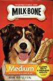 Milk-bone Medium Biscuits for Dogs Over 20 Lbs. – 17 Oz Box
