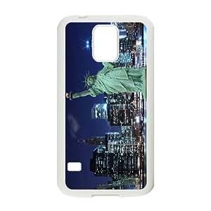 Unique Phone Case Design 12Statue of Liberty- For Samsung Galaxy S5