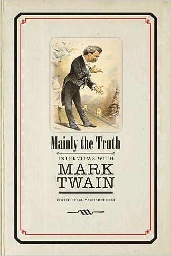 mark twain and realism