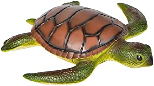 Happy Deals~ Large Poly Filled Sea Turtle |13 inch | Turtle Toys and Decorations