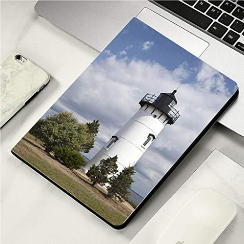 Chop Lighthouse - Case for iPad Pro Case Auto Sleep/Wake up Smart Cover for iPad 10.5