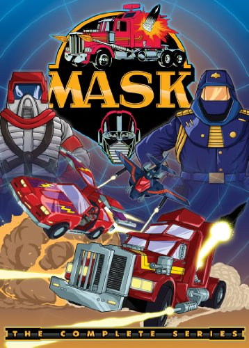 M.A.S.Ok.: The Complete Series