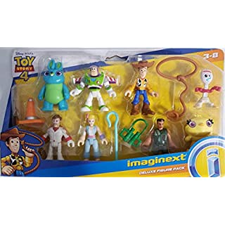 Imaginext Deluxe Figure Pack
