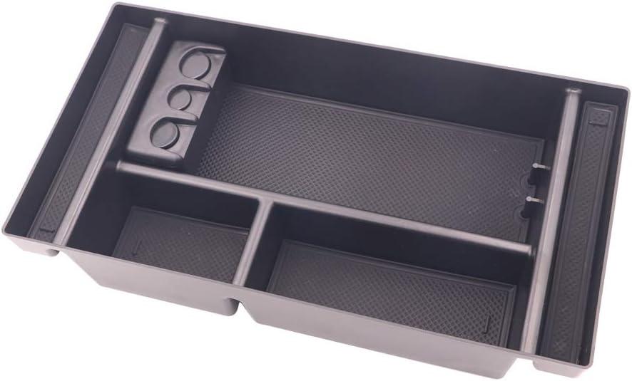 GM Sierra 1500 Accessories Replaces 84106530 Center Console Organizer Tray for 2019 2020 Chevy Silverado 1500