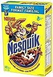 Nesquik Chocolatey Cereal, 600 Gram